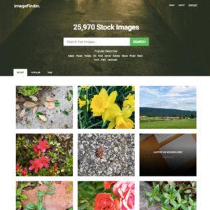 ImageFinder.co - Image Search Engine